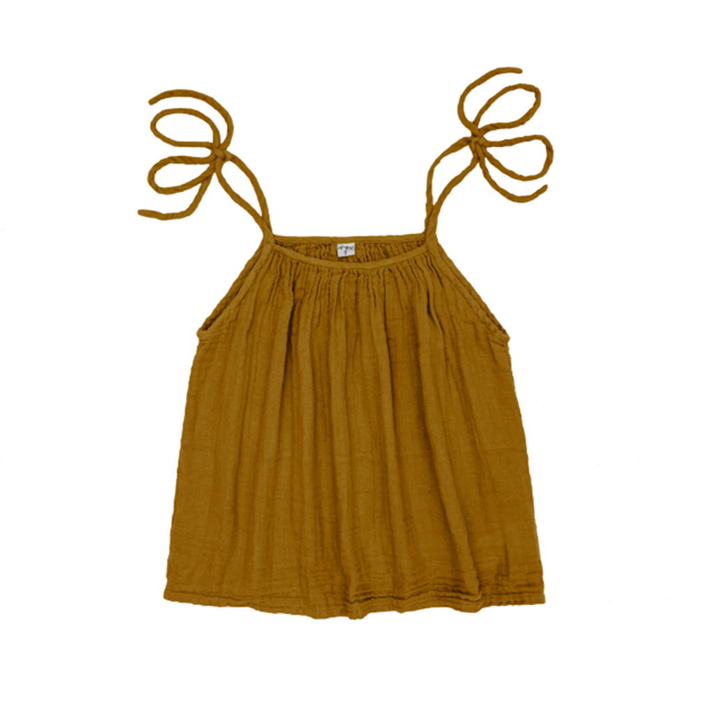 Mia Mum Top - Gold
