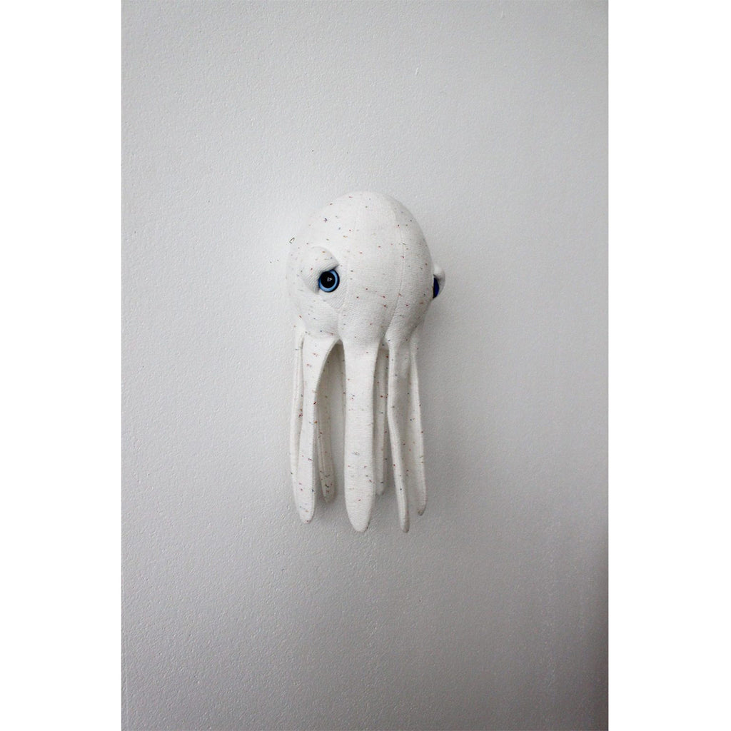 Mini Albino Octopus