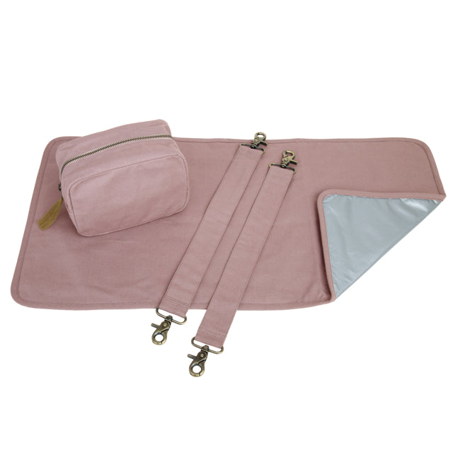 Multi Bag & Baby Kit - Dusty Pink