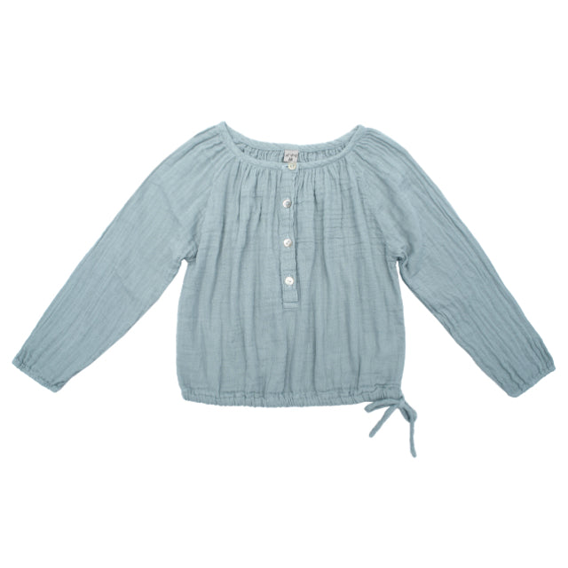 Naia Shirt - Sweet Blue