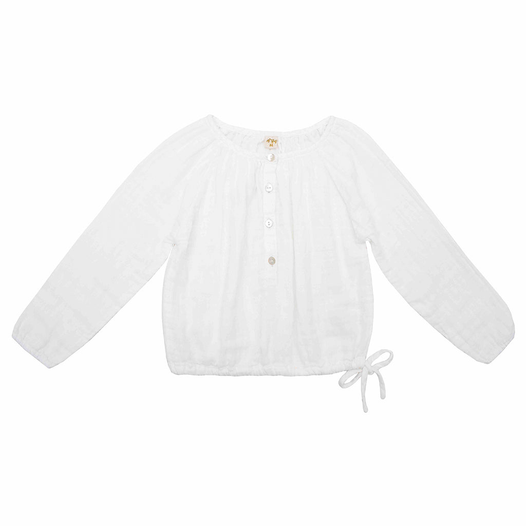 Naia Shirt - White