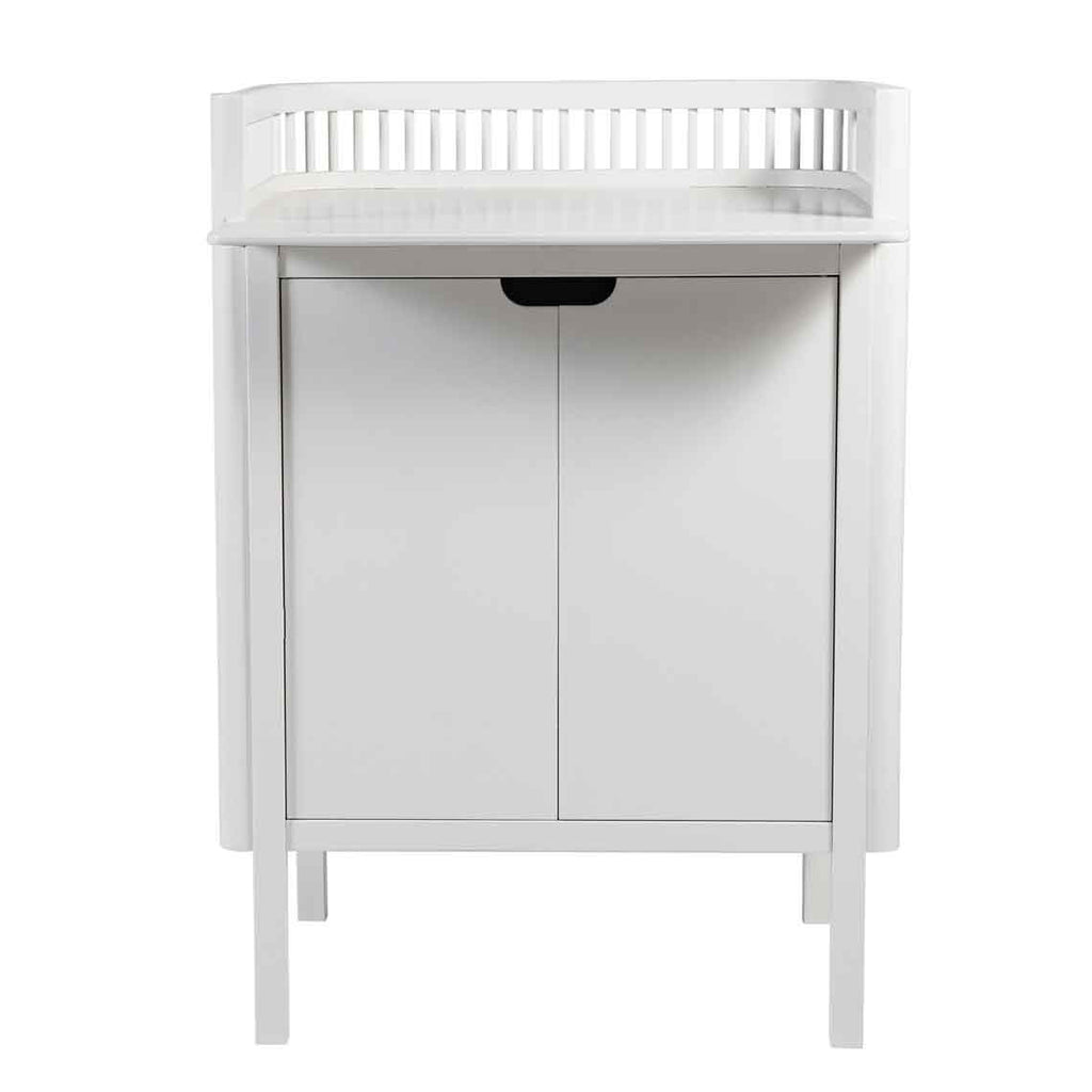 Sebra Changing Unit White