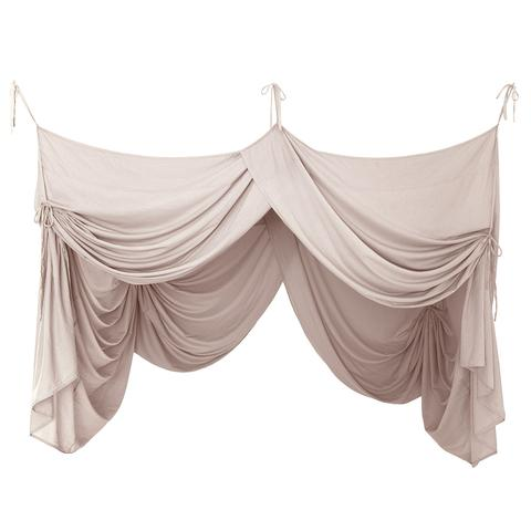Bed Drape Single - Powder