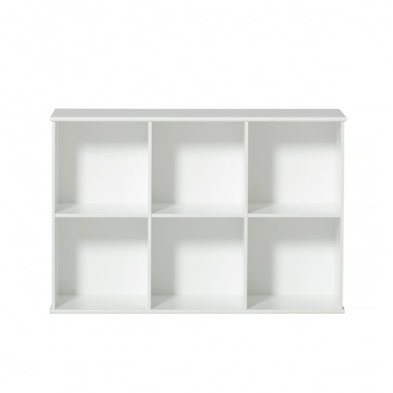 Wood Shelving Units (w/ Base)