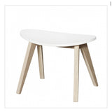 PingPong Stool White/Oak