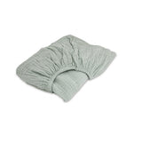Paupuche - Fitted Sheet (Green Cloud)
