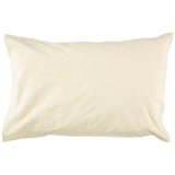 Floral Stream Pillow Case - Natural/Mink