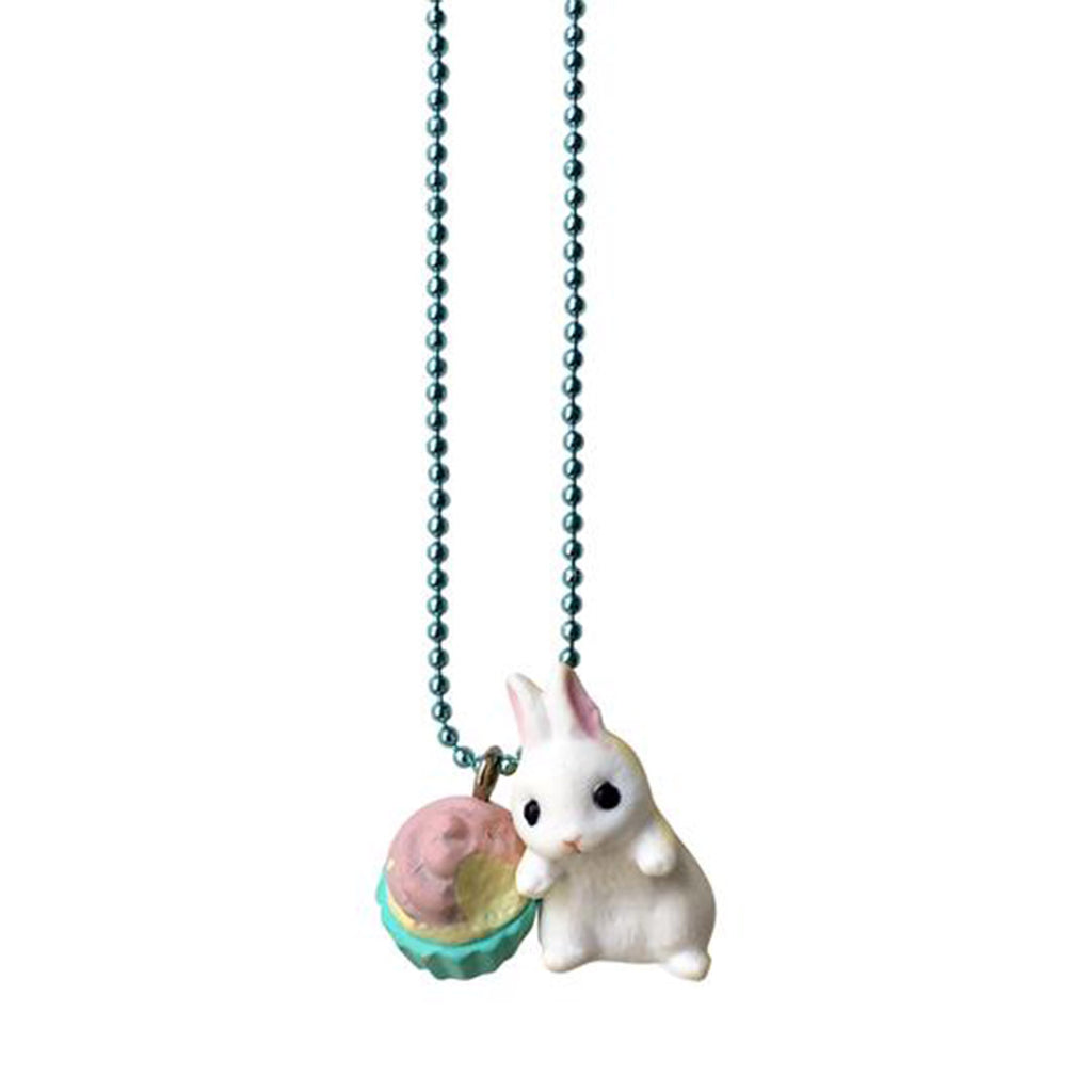 Rabbit Cake Shop Necklace
