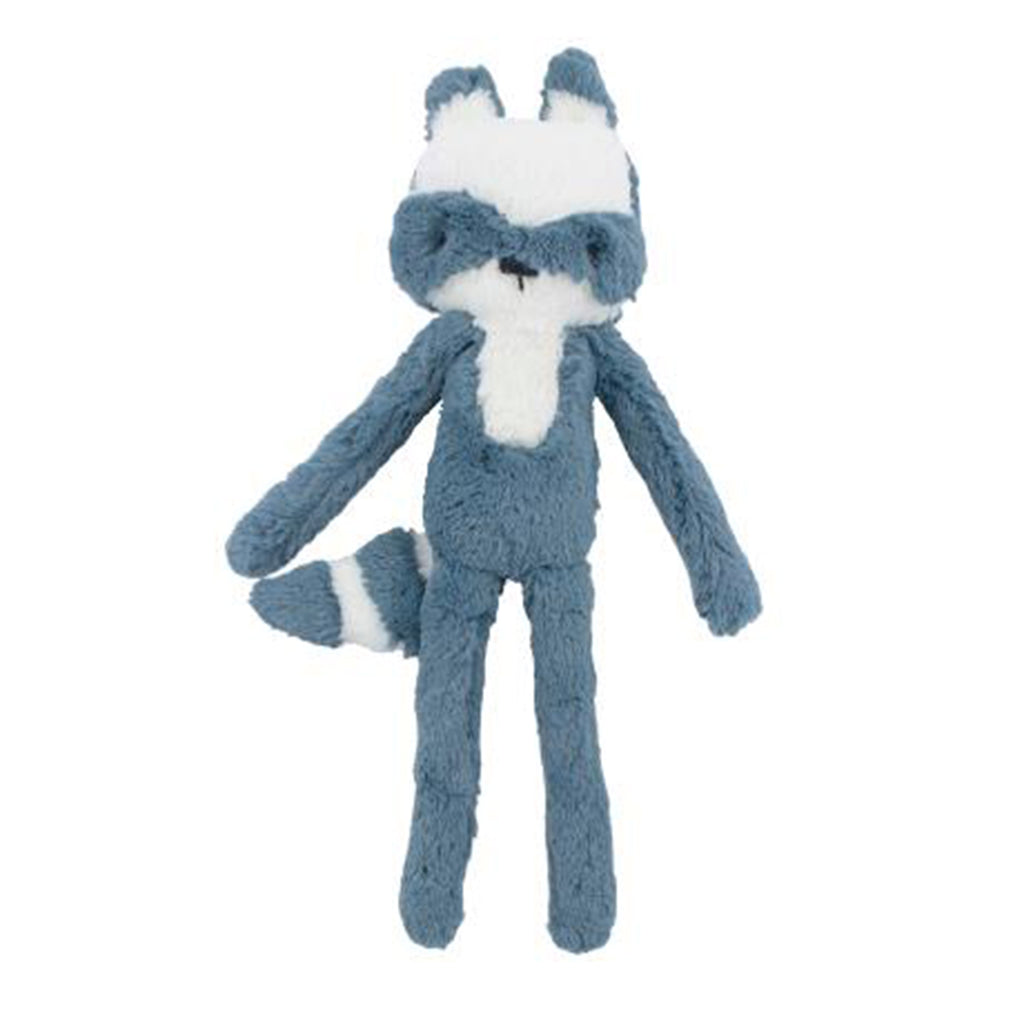 Racoon Plush Toy - Forest Lake Blue