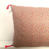 Happy Design - Red & Grey Small Flowers