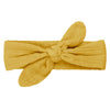 Romy Bow Headband - Sunflower Yellow