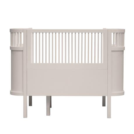 Sebra Bed - Baby and Junior (Forest Lake Blue)