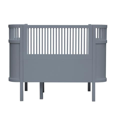 Sebra Bed - Baby and Junior (Classic Grey)