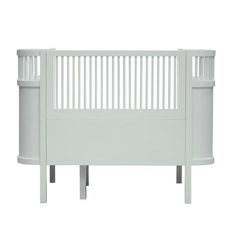 Sebra Bed - Baby and Junior (Mist Green)