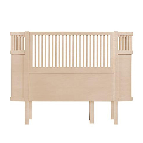 Yomi Bed - Baby (Earth Brown & Beech)