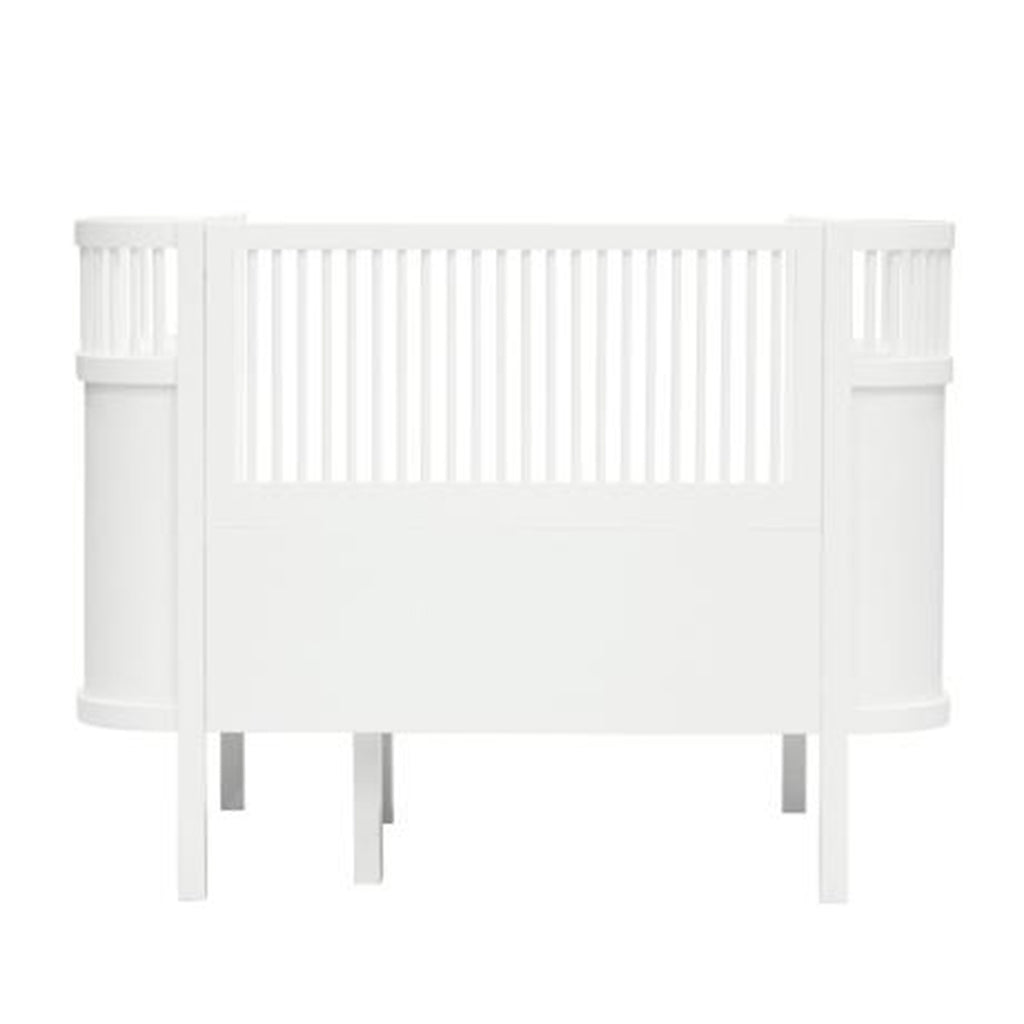 Sebra Bed - Baby and Junior (White)