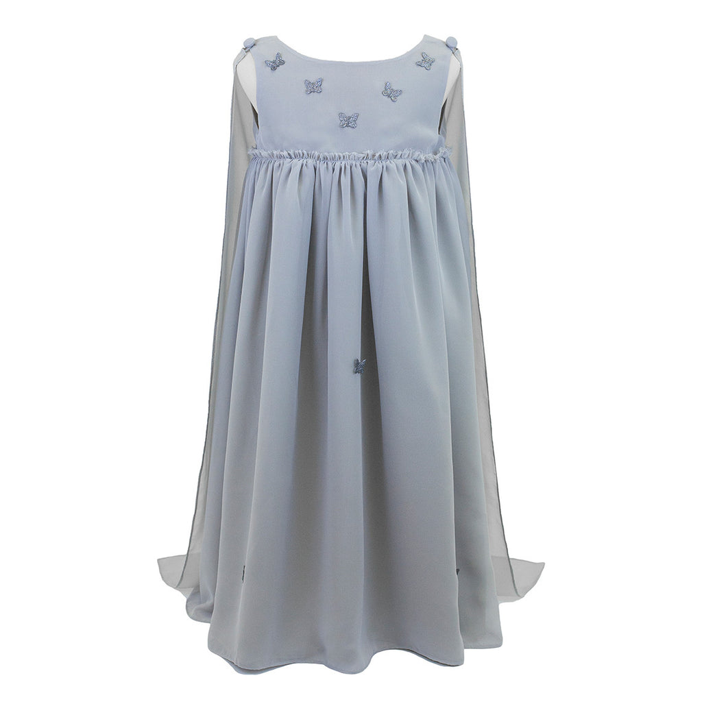 Sophie Dress - Silver Grey