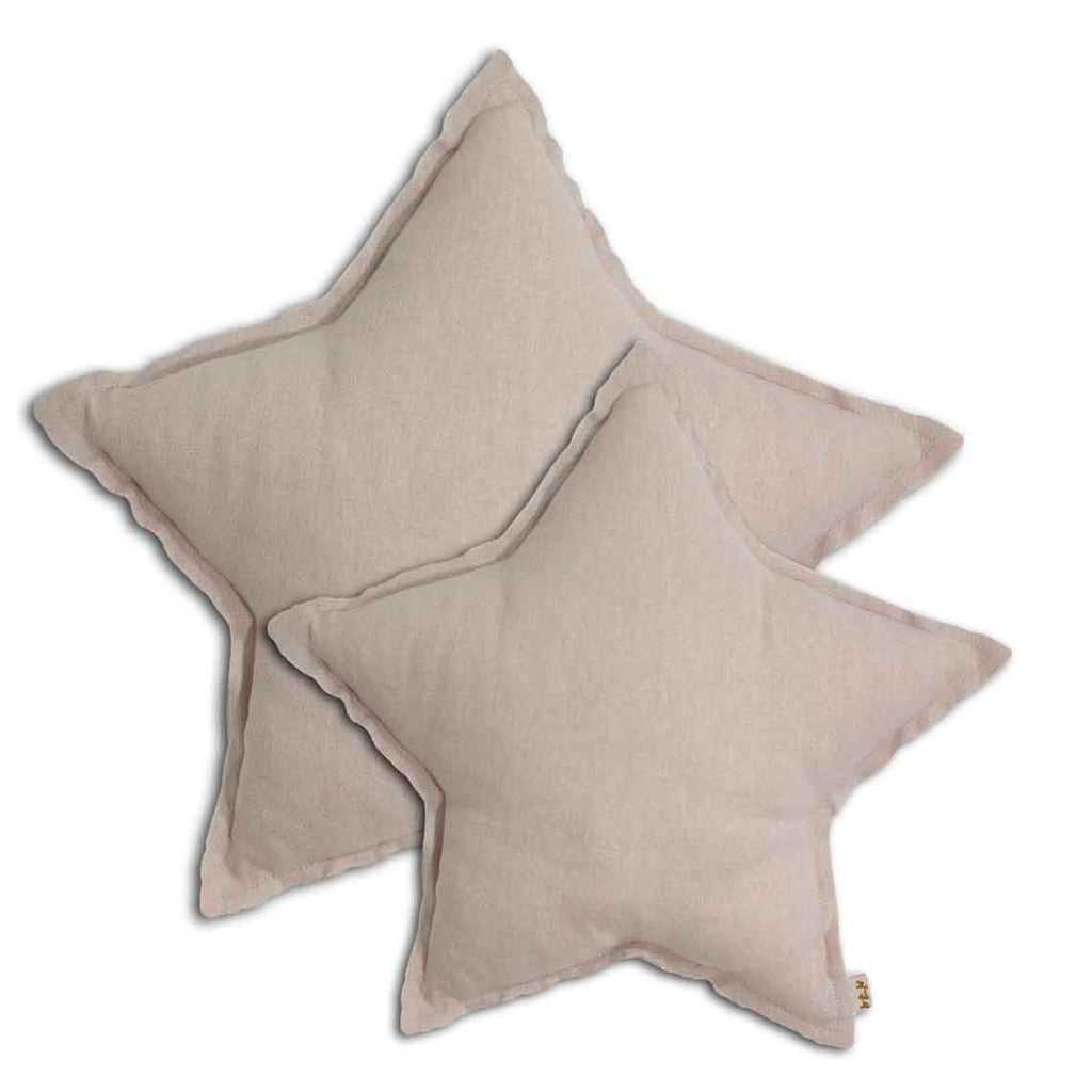 Star Cushion - Powder