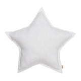 Star Cushion - White