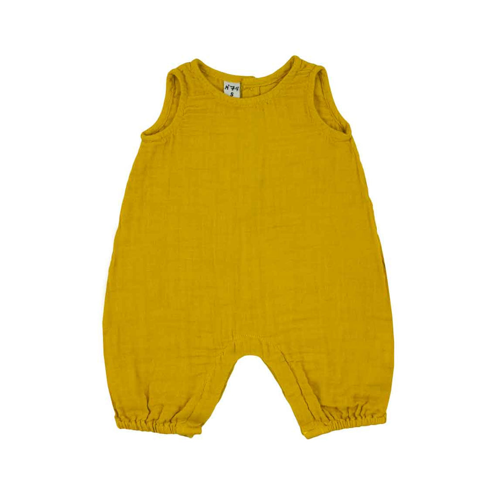 Stef Baby Romper - Yellow