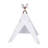 Teepee Lace - White