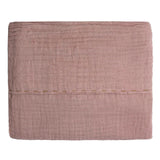 Flat Sheet - Dusty Pink