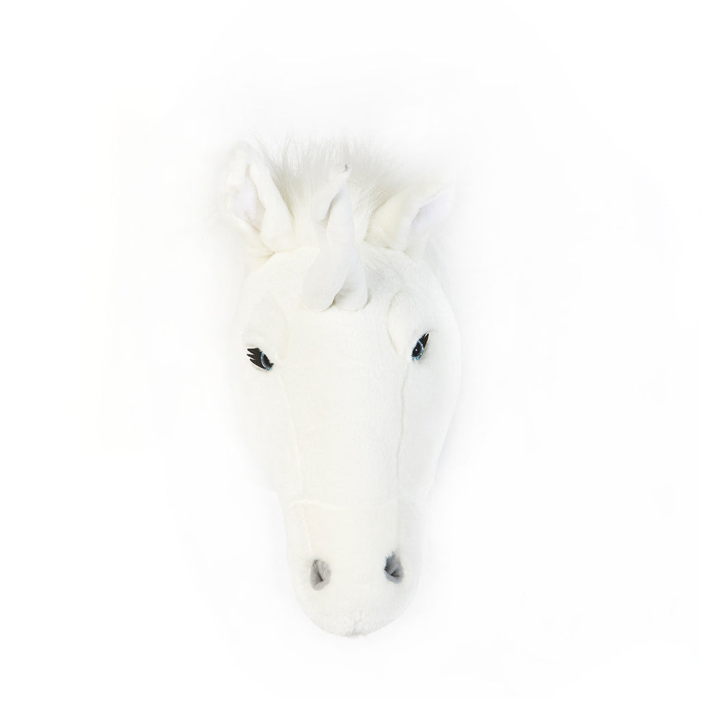 Animal Trophy Heads - Unicorn Claire