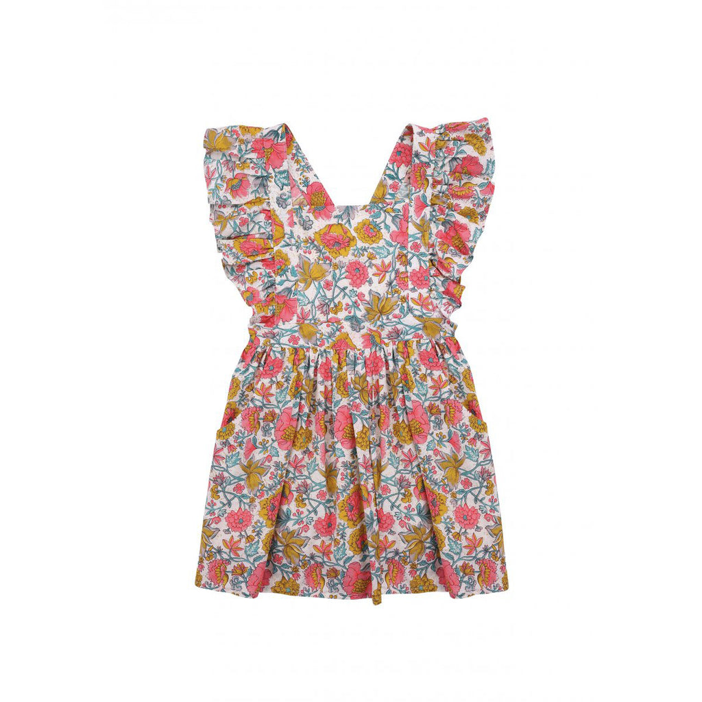 Varadero Multi Flowers Dress