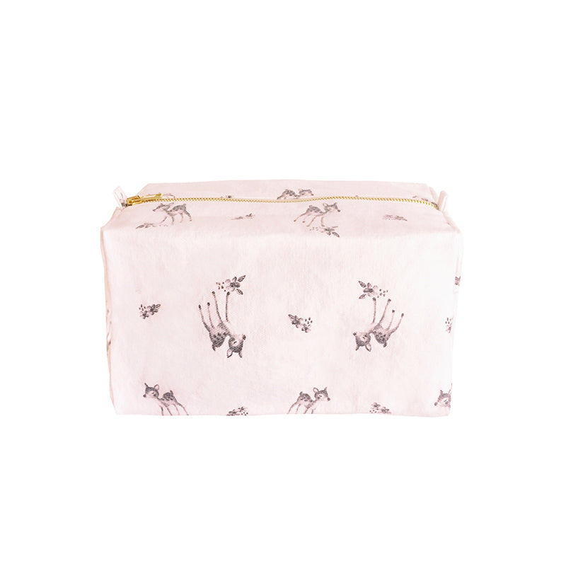 Toiletry Bag - Vic Pink