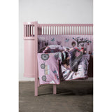 Sebra Bed - Baby and Junior (Vintage Rose)