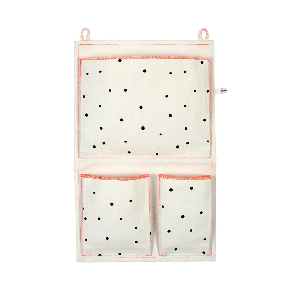 Wall Pouch - Dots