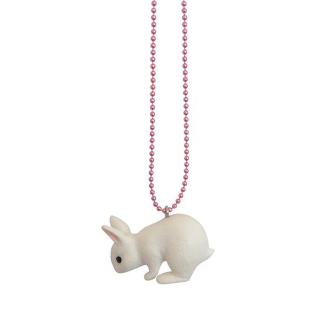 Pet Bunny Necklace