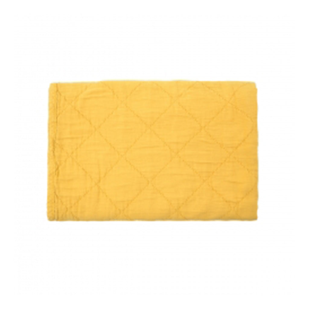 Baby Quilt - Washed Effect (Alma Ceyan Yellow)