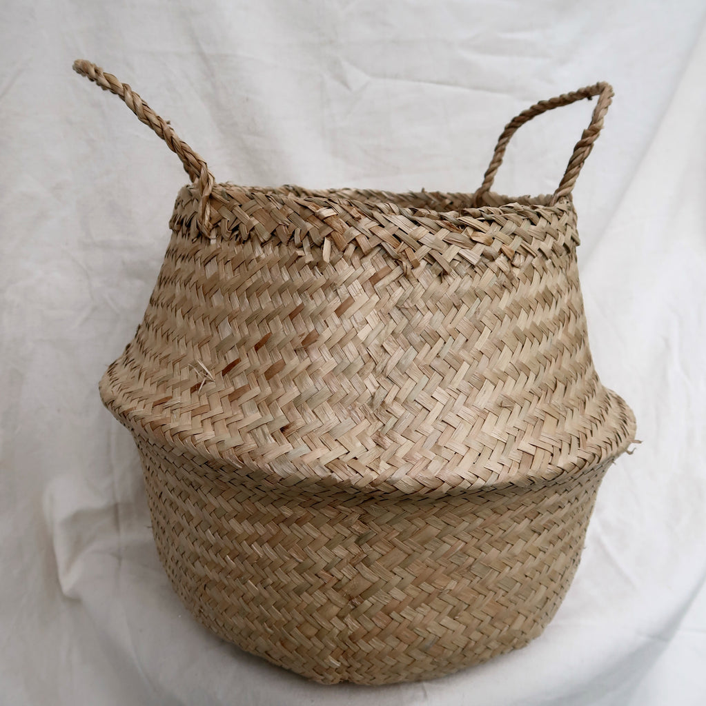Classic Basket - Brown