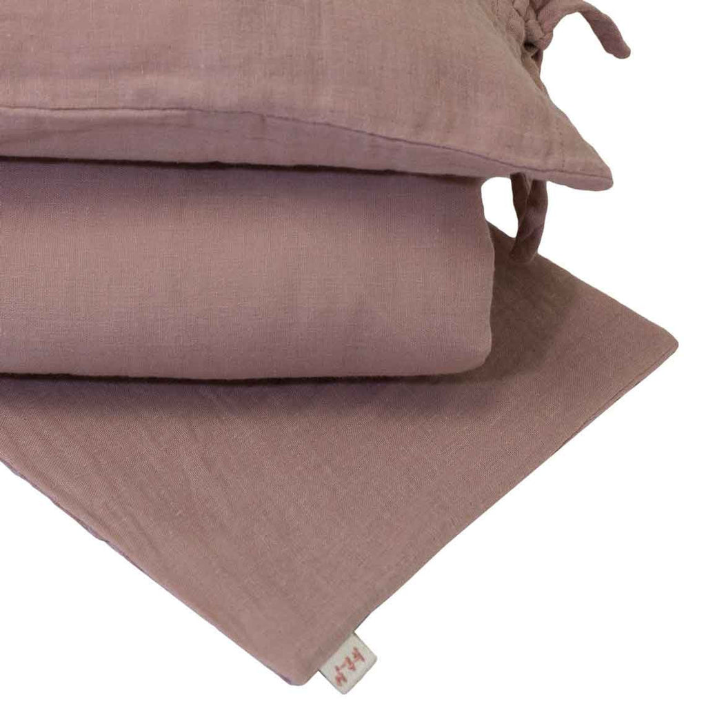 Bedding Set Dusty Pink