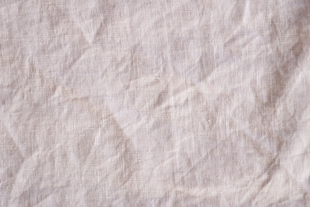 Linen Pillowcases Set of 2 - Blush Pink (70 x 50cm)
