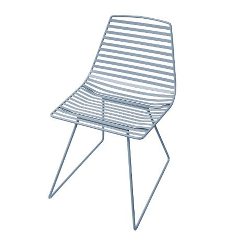 Me Sit Metal Chair - Cloud Blue