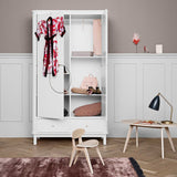 Oliver - Wood Collection Wardrobe - 2 Doors