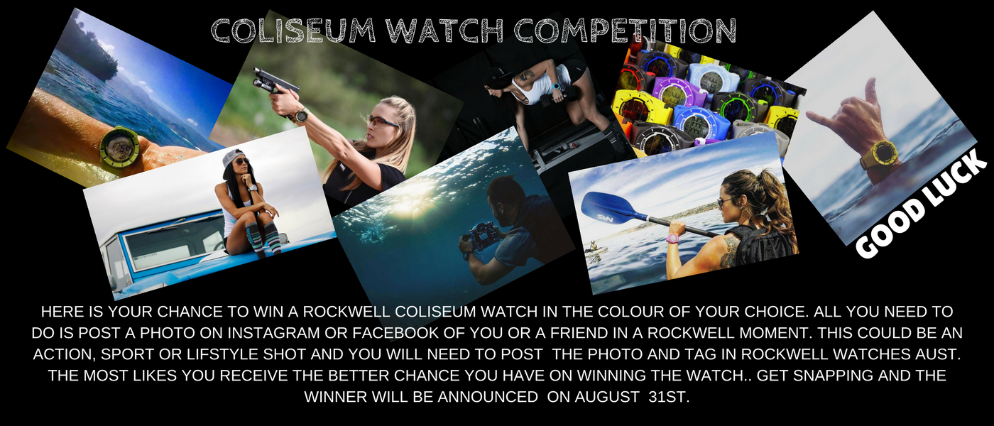 Rockwell Watch Photo Competition