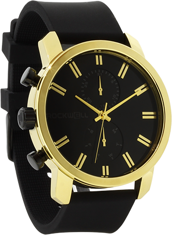 Apollo - Black/Gold - Rockwell Australia