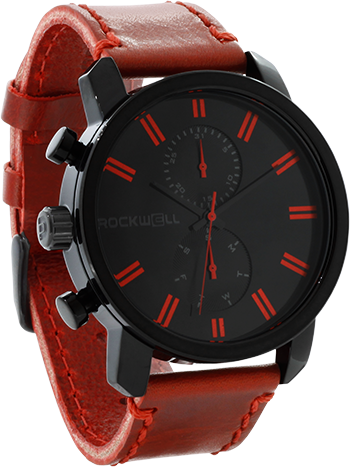 Apollo - Black/Red - Rockwell Australia