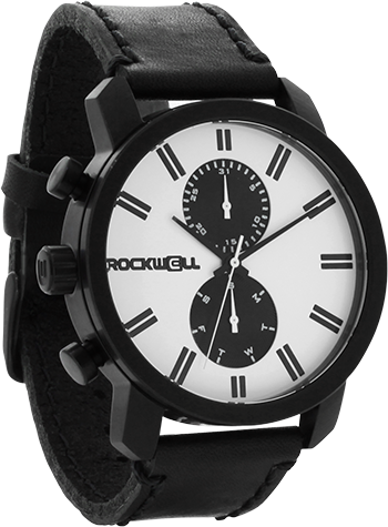 Apollo- Black/White - Rockwell Australia