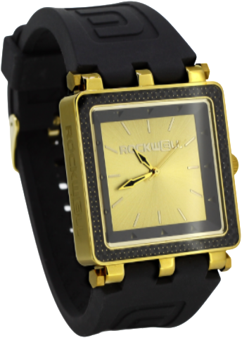 Carbon Fiber Lite - 40mm Gold/Black - Rockwell Australia