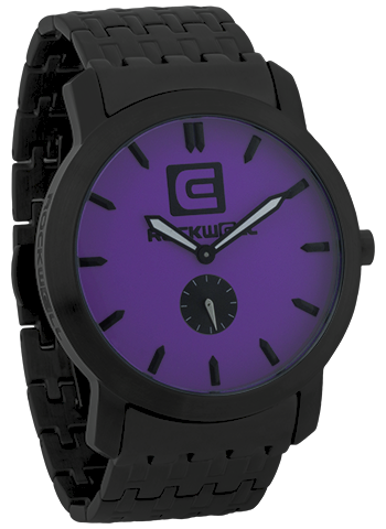Cartel Purple/Black Leather - Rockwell Australia