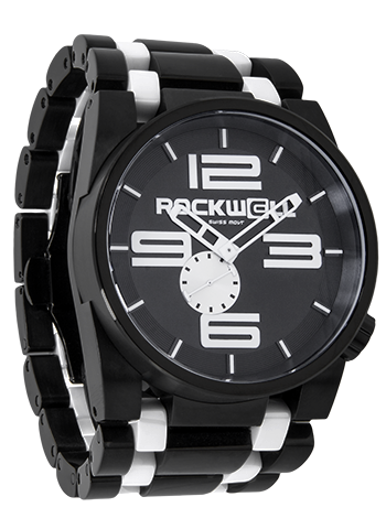 50mm Black/White, Black/White Ceramic - Rockwell Australia