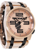 50mm Rose Gold/Black, Rose Gold/Black Ceramic - Rockwell Australia