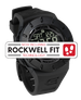 The Coliseum Fit™ - Forum Edition (Phantom Black - Watch) - Rockwell Australia