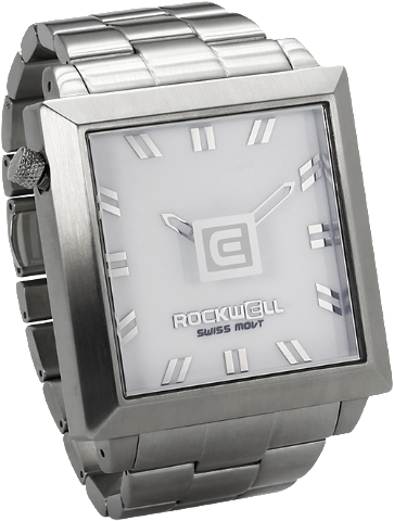 50mm2 White/Silver, Silver - Rockwell Australia