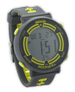 Rider Game Face - Grey/Yellow with Heart Rate Monitor - Rockwell Australia