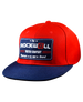 Snapback Hat Watch Co Red/Navy - Rockwell Australia
